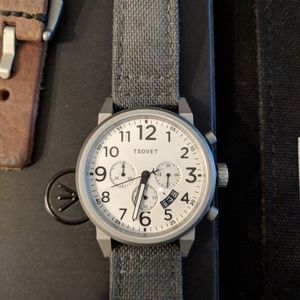 Tsovet JPT-TS44 Chronograph Watch